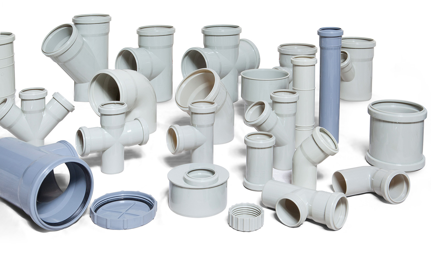 PP Sewage Fittings Moulds
