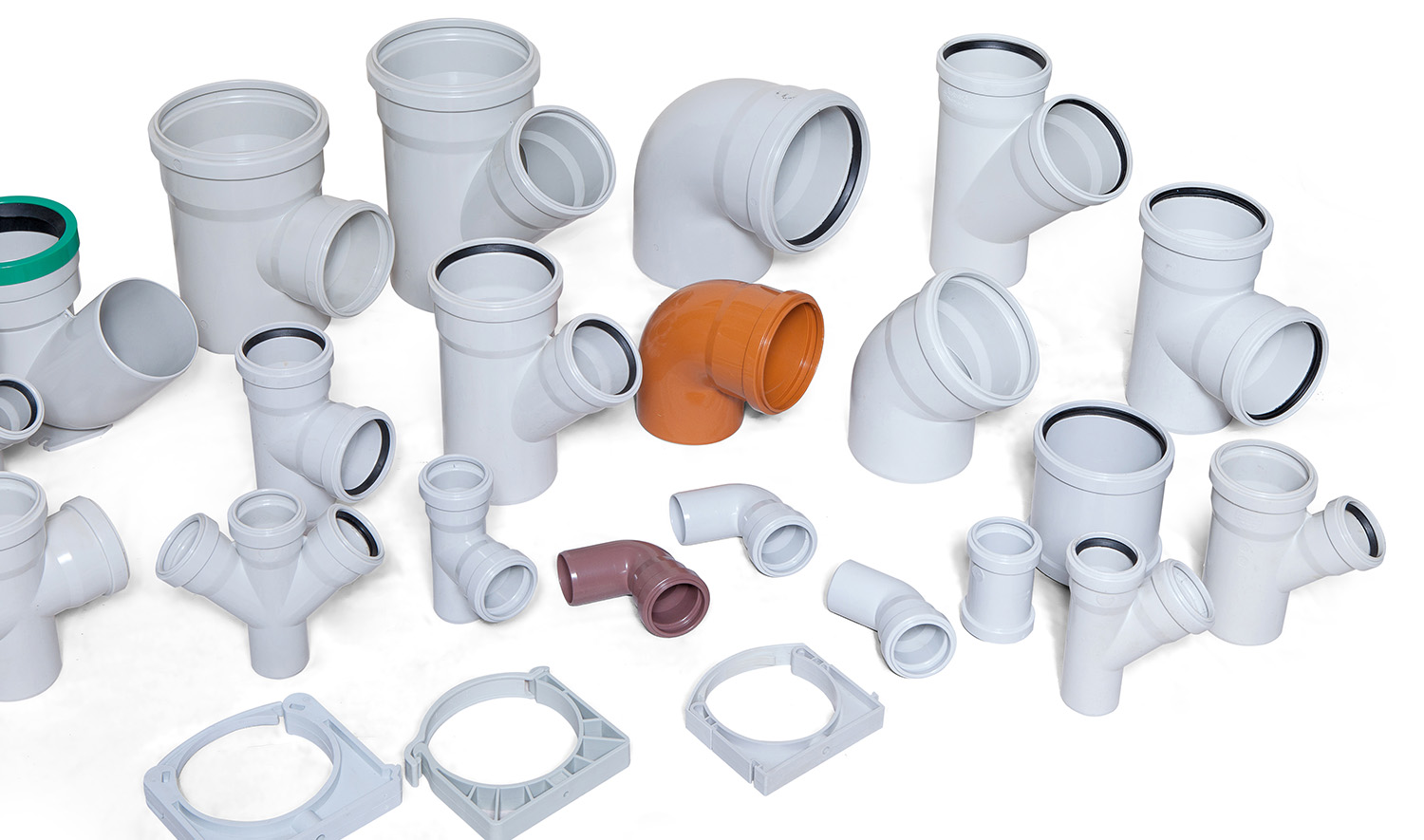 PVC Sewage Fittings Moulds