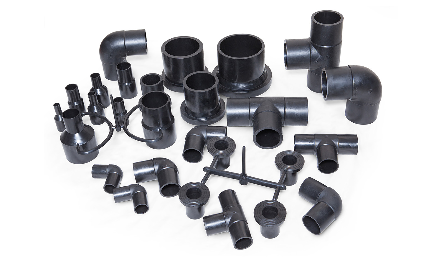 HDPE Butt Welding Fittings Moulds