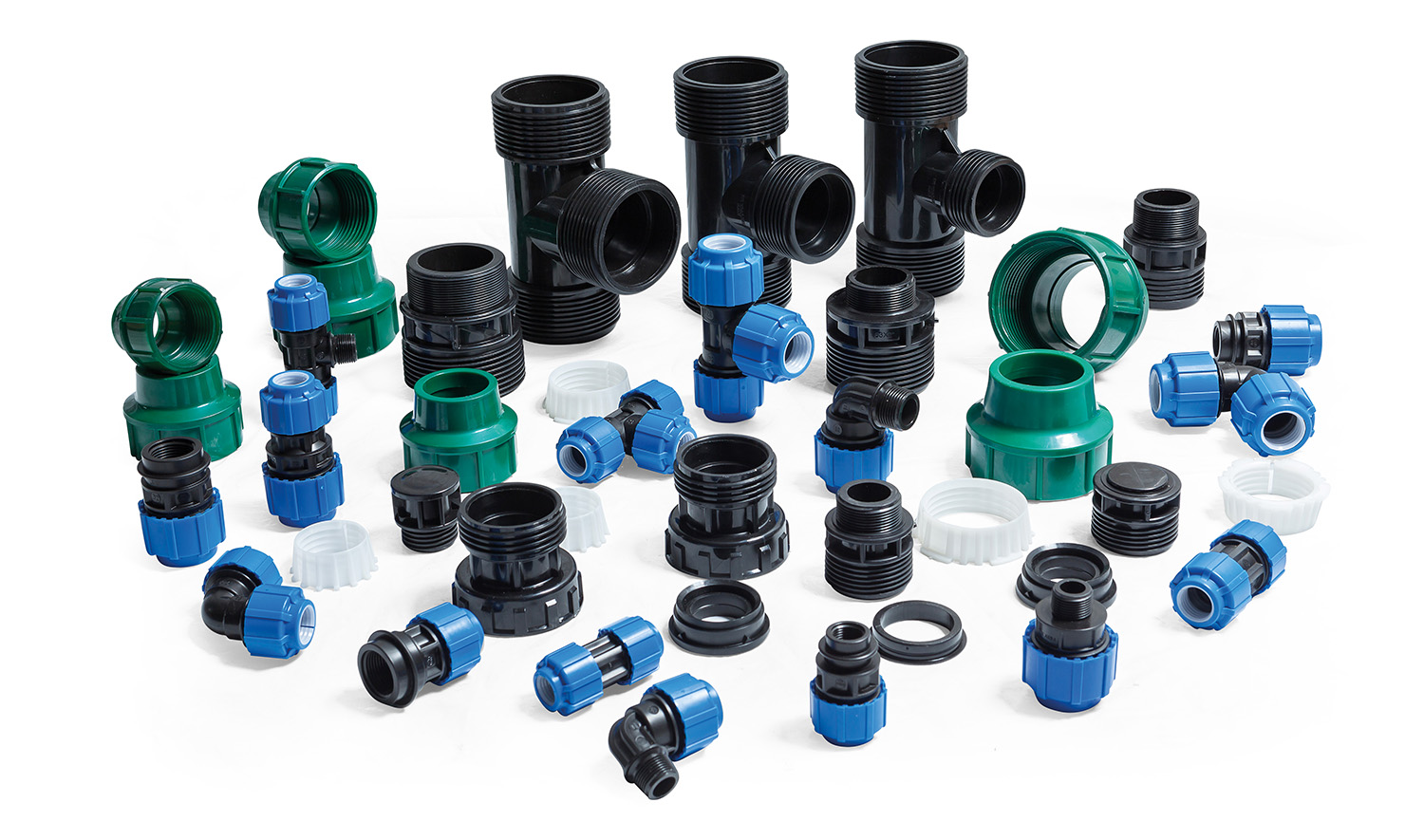 PP Irrigation Systems Moulds